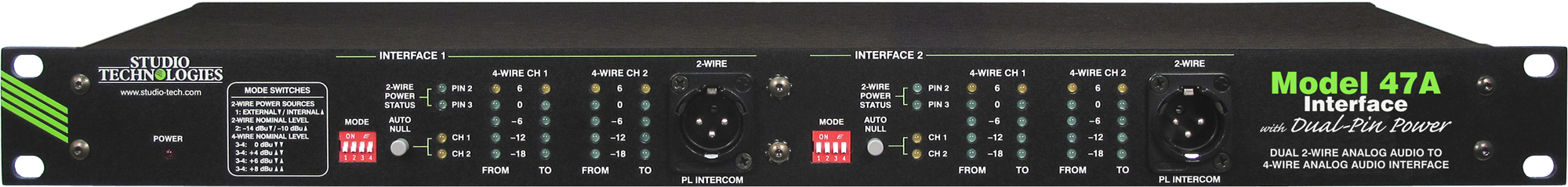 Model 47A Dual 2-Wire og Audio to 4-Wire og Audio Interface ... on grey fox intercom system wiring diagram, intercom wiring diagrams aiphone c-123lw, farfisa intercom receiver diagram, door strike intercom access control diagram,