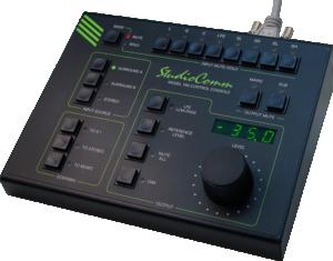 StudioComm Loudspeaker Monitor Control